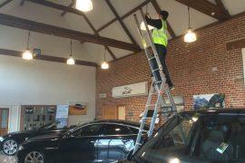 Commercial – Lighting Maintenance